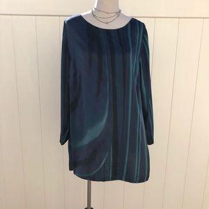 Ellie Tahari Women Long Sleeve Blouse Size 1X